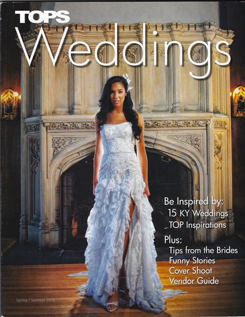 TOPS Wedding Magazine Brides